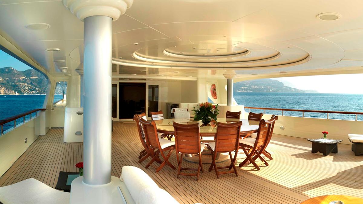 Engineering Solutions - Motor Yacht Benetti 170 FT