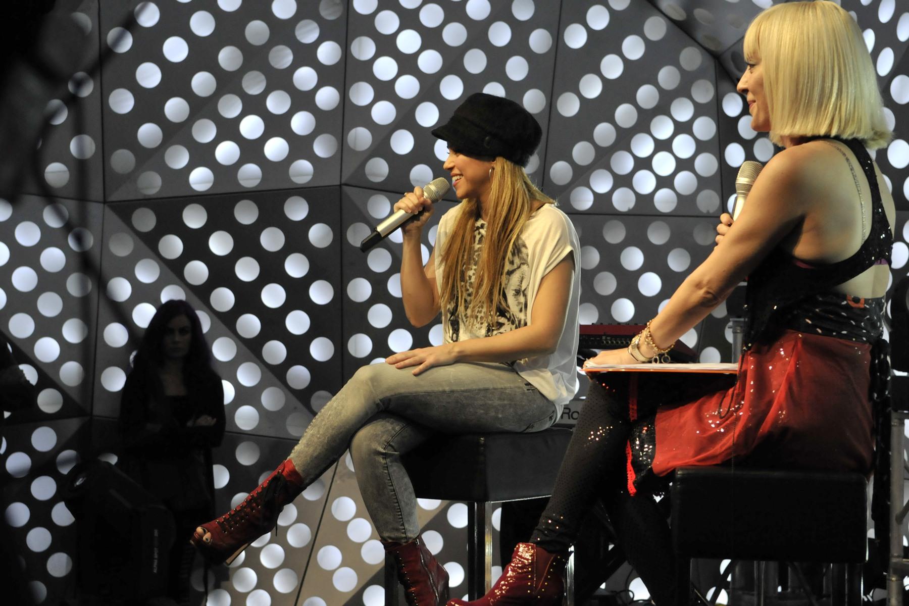 Showcase Shakira Multimedia Events