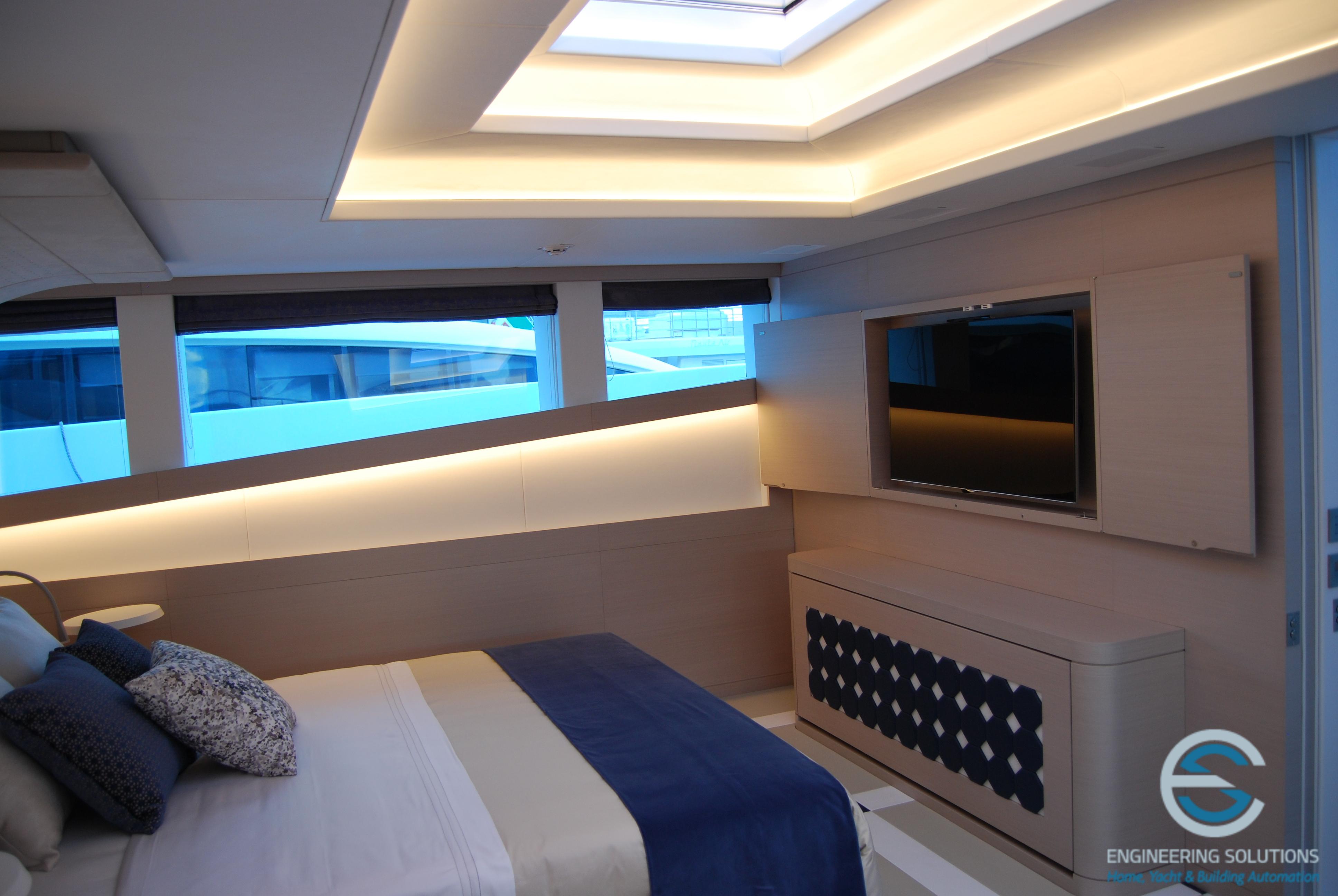 Engineering- Solutions - Motor Yacht ISA43GT