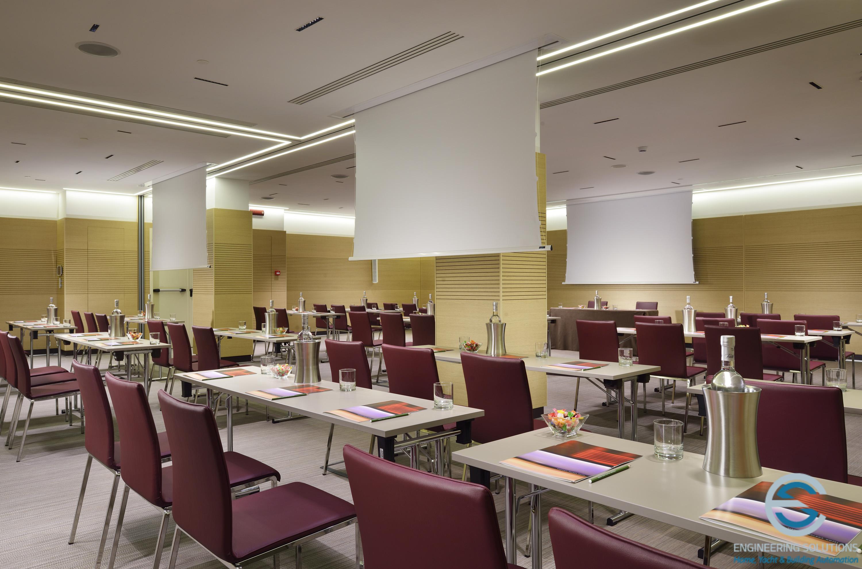 Engineering Solutions - Le Meridien Visconti Hotel, Roma
