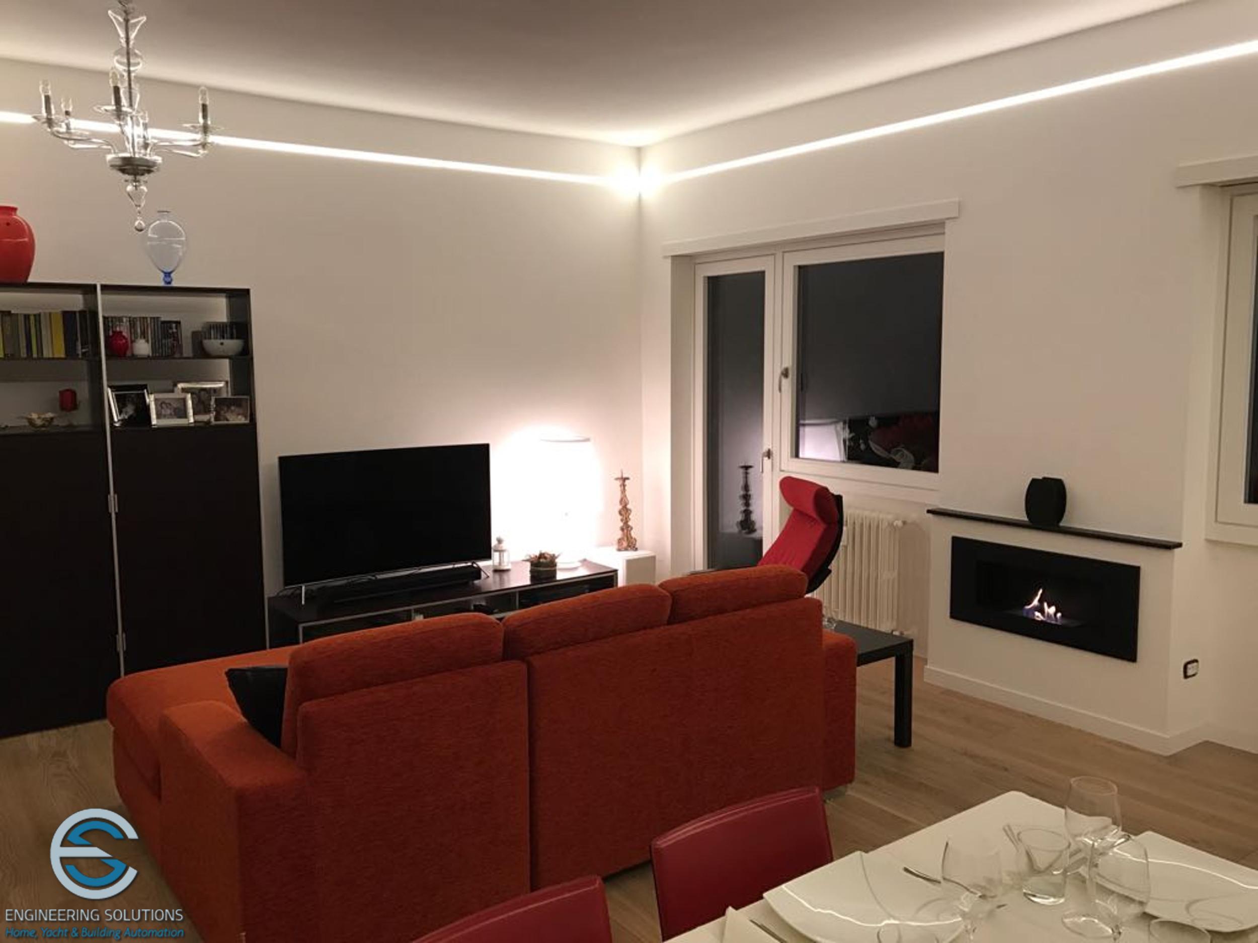 residenza privata domotica roma