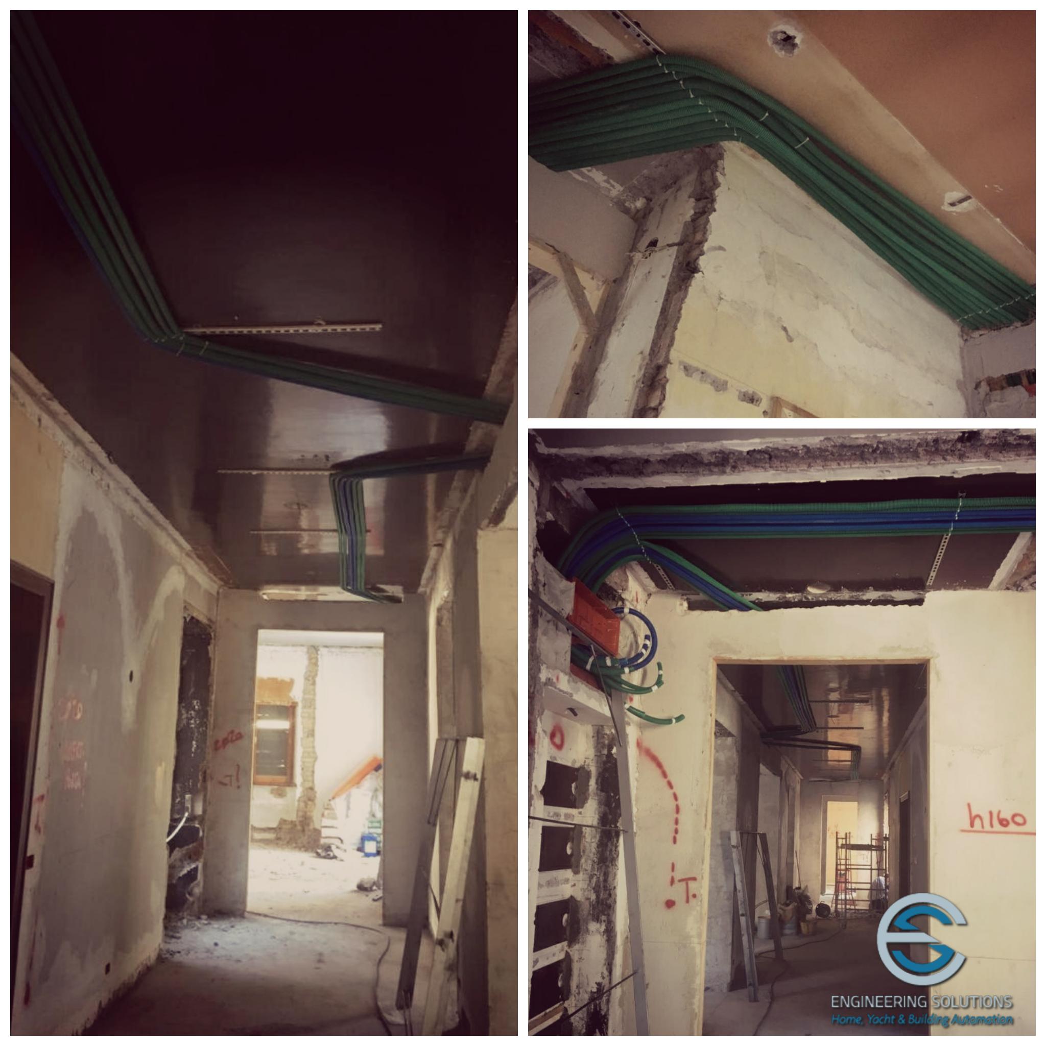 Residenza privata, Roma Parioli - work in progress
